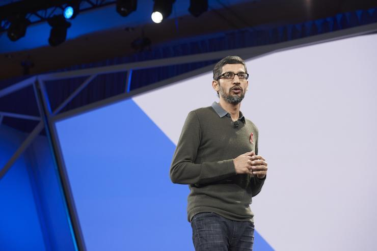 Sundar Pichai - CEO of Google