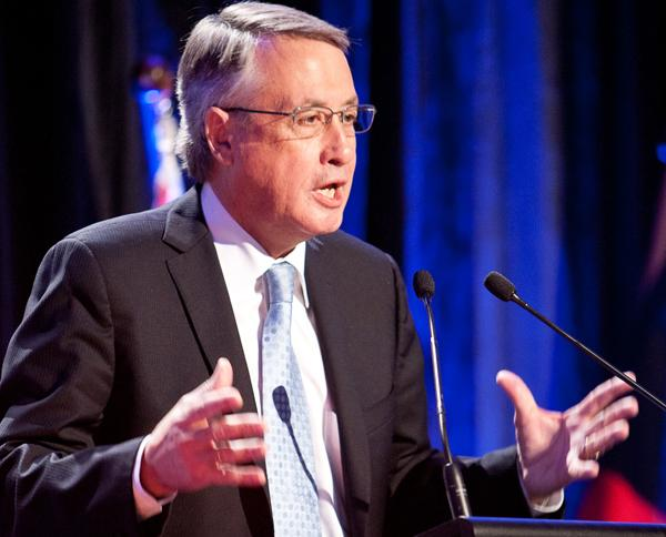 The Treasurer, Wayne Swan