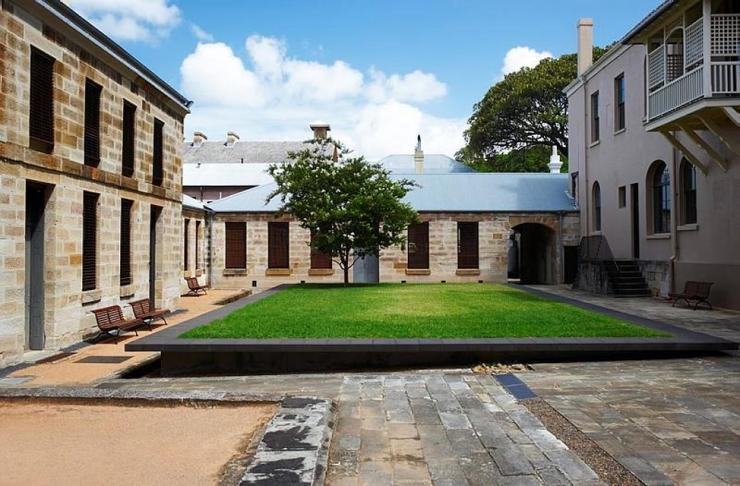 Sydney's The Mint museum