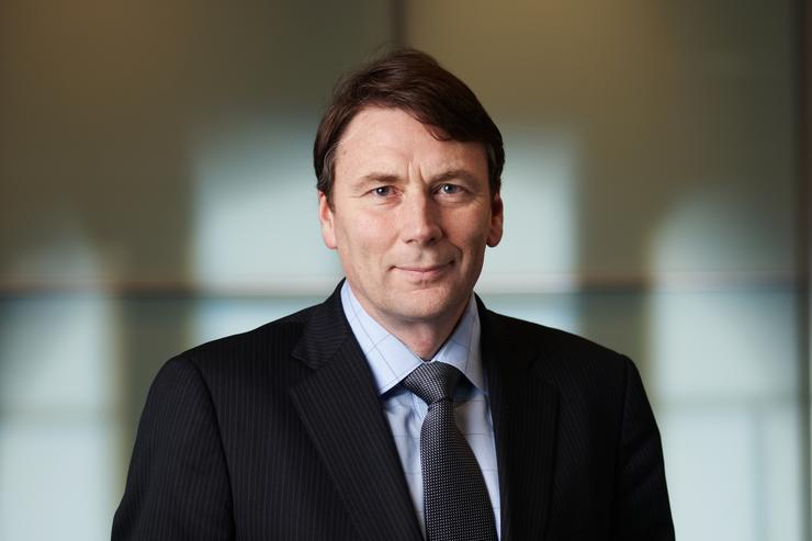 Telstra CEO, David Thodey.