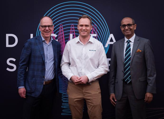 Murray Rode (TIBCO), Andrew May (Nukon), Gaurav Dhall (TIBCO)