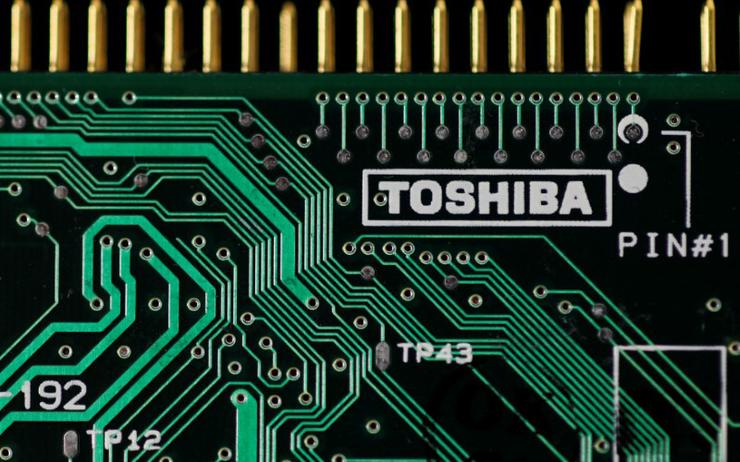 Toshiba Said to Select Bain Group as Chip Buyer Over Western""