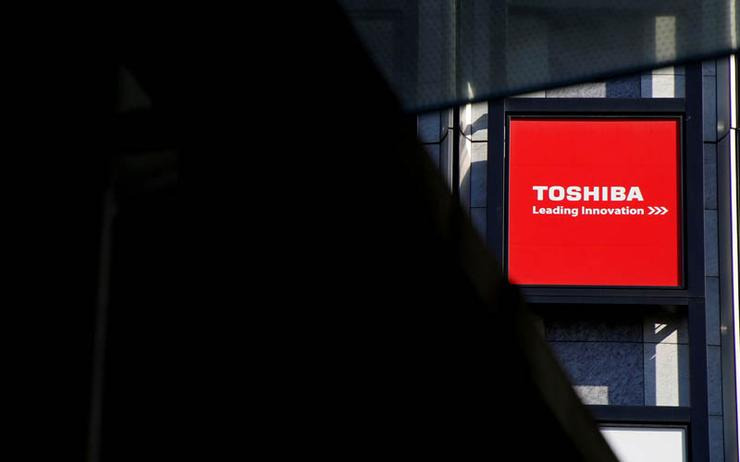 Chinese authorities give Toshiba permission to sell chip devision