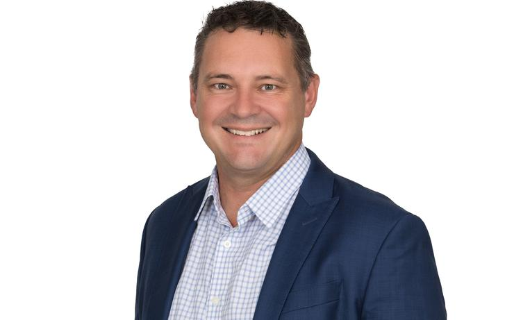 Ingram Micro Australia cloud director, Trent Gomersall