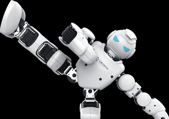 UBTECH's Alpha 1 Pro humanoid robot (UBTECH)
