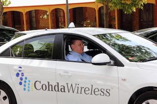 Cohda Wireless builds new sensor for driverless cars