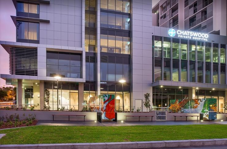 Photo credit: Chatswood Private Hospital