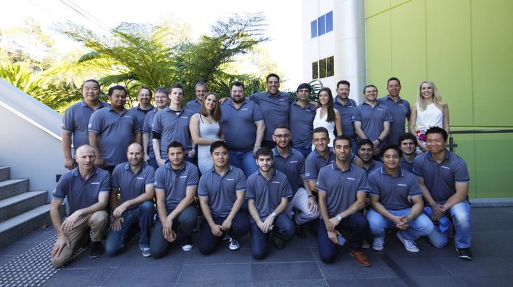 The Outcomex team