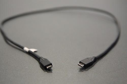 USB Type-C cable on show at CES