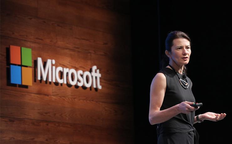 Valerie Beaulieu (Microsoft)