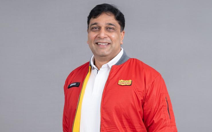 Vikram Sinha (Indosat Ooredoo Hutchison)