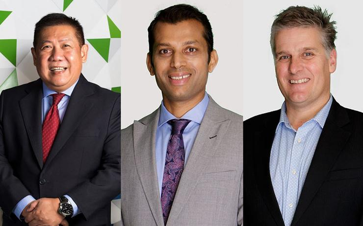 VMware: Ron Goh; Sanjay Deshmukh and David Wakeman