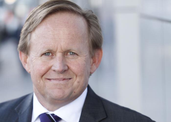 Vocus CEO, Geoff Horth