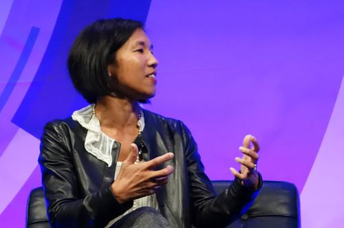 Nicole Wong, former U.S. deputy CTO, spoke on Tuesday at the GigaOm Structure Connect conference in San Francisco.