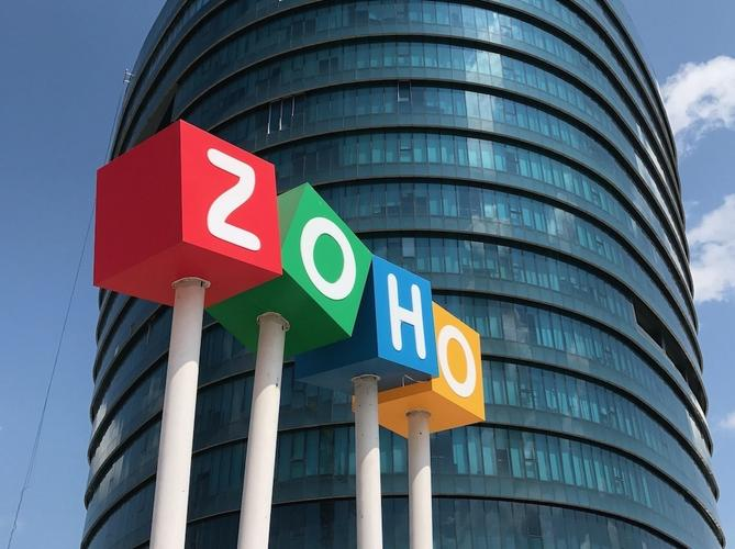 Zoho S Bold New Pitch Run Your Entire Business For 1 A Day Per User Arn