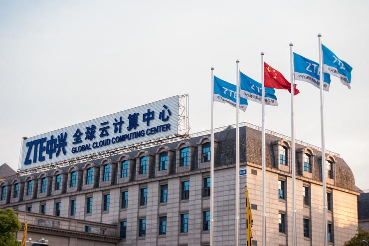 Chinas No 2 Telecommunications Equipment Maker ZTE Secured A Lifeline From The Trump Administration On 7 June After Agreeing To Pay US1 Billion Fine