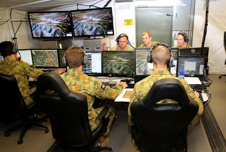 © Commonwealth of Australia, Department of Defence