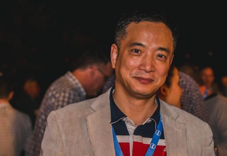 Garrison Huang (Harris Technology)