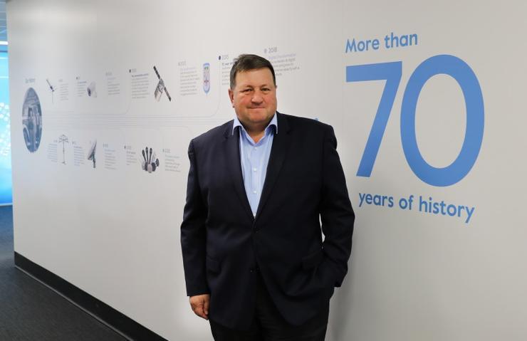 David Lenz (Hills CEO)