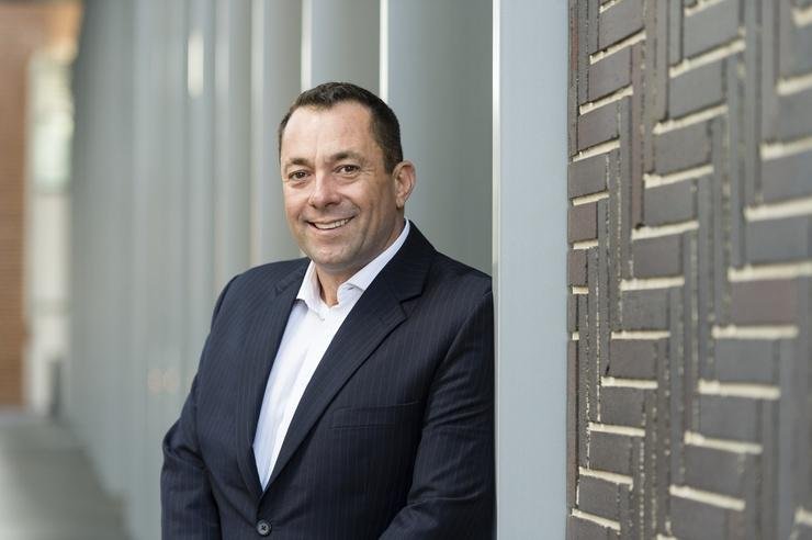 Inabox Group chief executive, Damian Kay