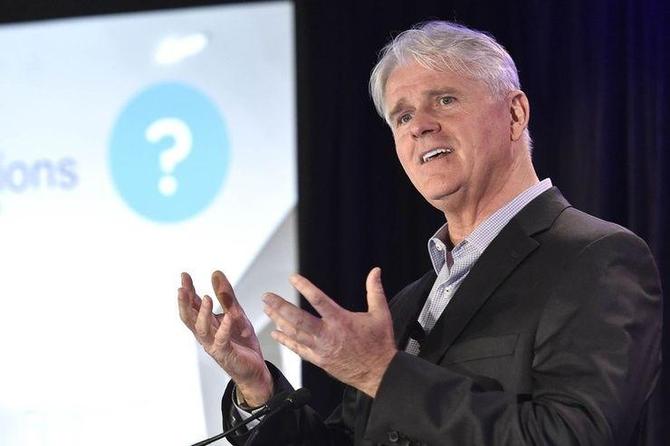 NBN boss Bill Morrow to quit in 2018