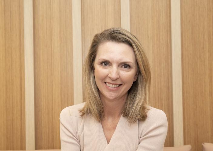 Microsoft Chief Partner Officer Rachel Bondi