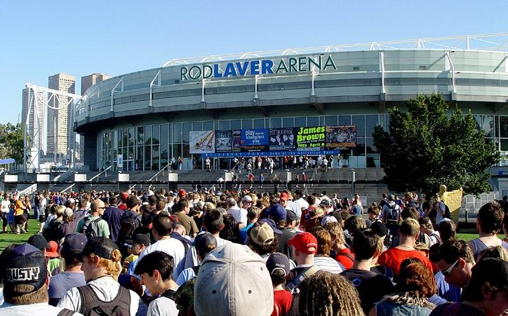 Melbourne's Rod Laver Arena will play host to the 2016 Australian Open