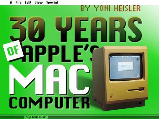 january 24 2014 marks the 30th anniversary of the mac largely introduced to the world via a super bowl commercial in 1984 the mac fundamentally changed