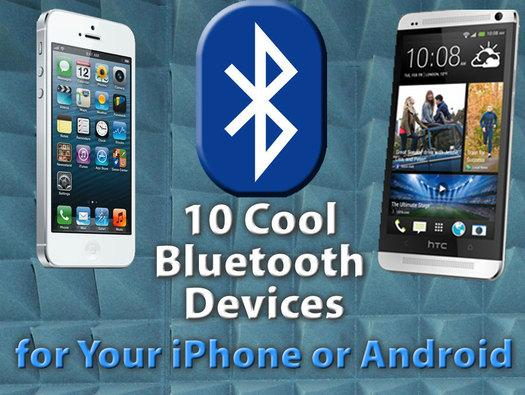 In Pictures: 10 cool Bluetooth devices for your iPhone or