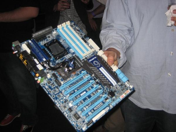 In Pictures: Gigabyte Overclocking Championship 2010