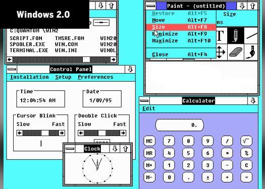 Microsoft Windows after 25 yea...