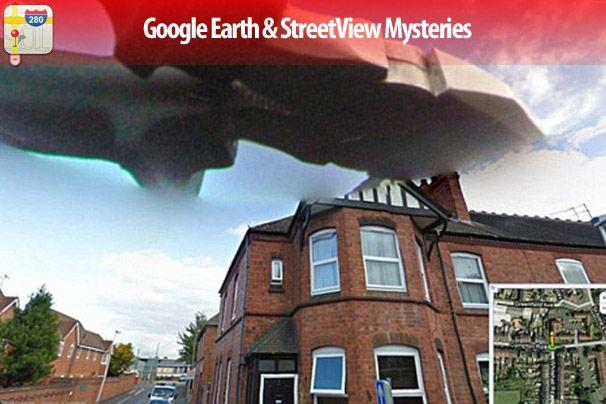 15 Google Earth And Street View Mysteries Slideshow Arn