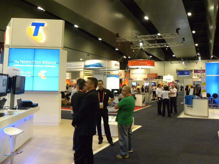 In Pictures Cisco Live Day 1 Tradeshow And Attendees Slideshow Arn