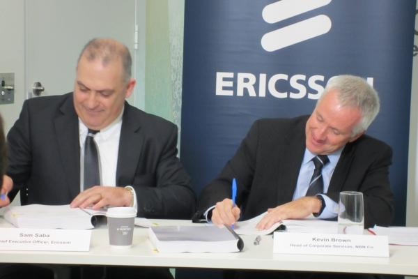 NBN Co signs Ericsson for $1 1 billion 4G LTE fixed wireless