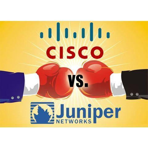 The battle between JUNOS and IOS - Slideshow - ARN