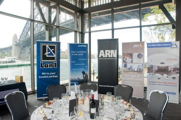 IN PICTURES Lan 1 Annual Channel Partner Business Luncheon Sydney