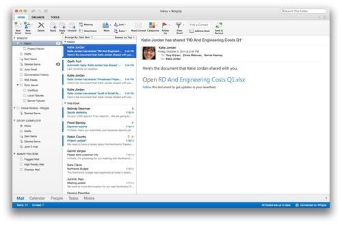 Outlook mac review самые последние новости forex