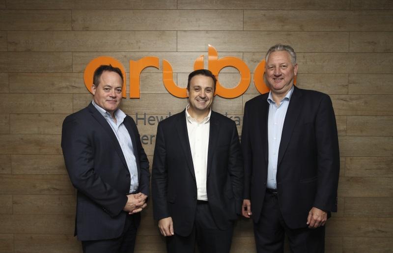 Pat Devlin takes on Aruba A/NZ leadership role