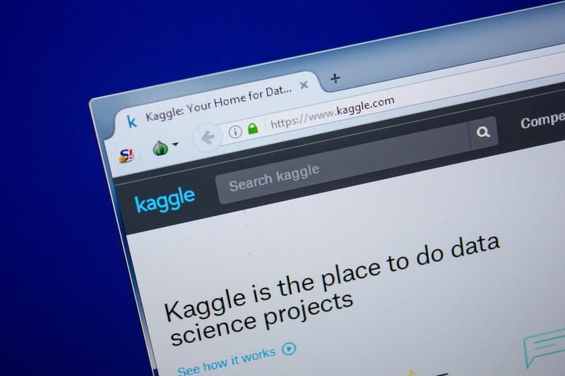Kaggle: Where data scientists learn and compete