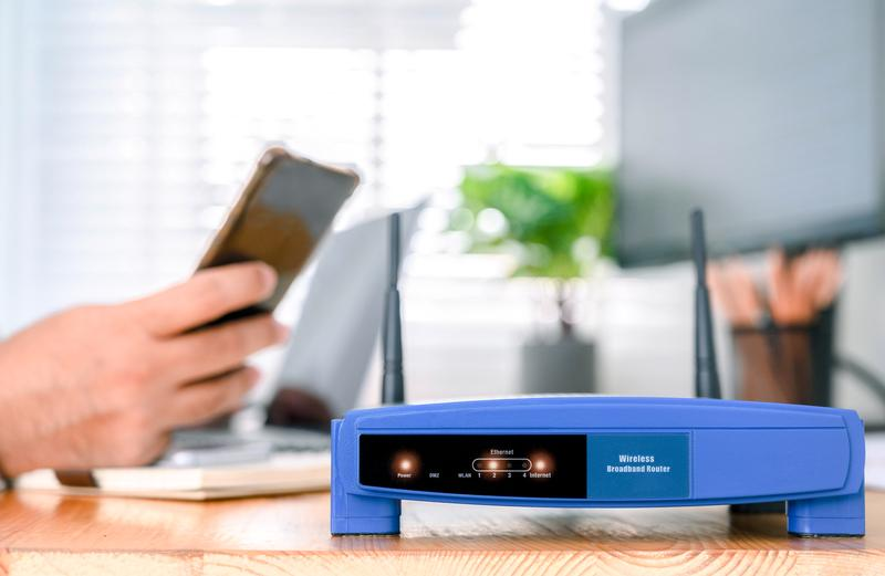 How home router manufacturers dropped the ball on security