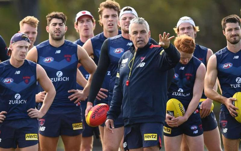 How data and storage are shaping the game for Melbourne Football Club