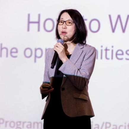 Cathy Huang (IDC)