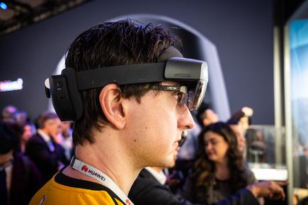 Very few were given a chance to try the HoloLens 2