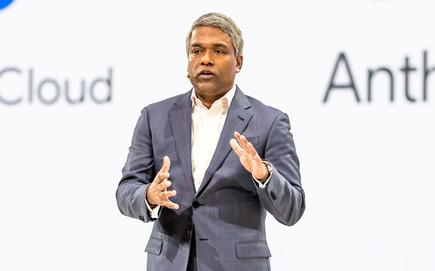 Thomas Kurian (Google Cloud)