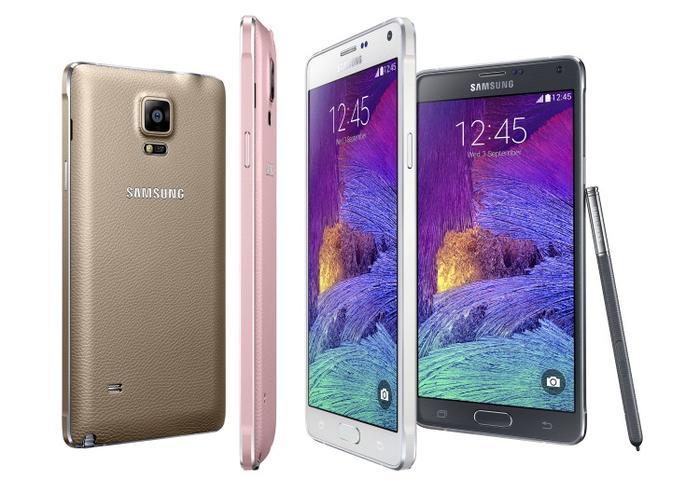Samsung's Galaxy Note 4