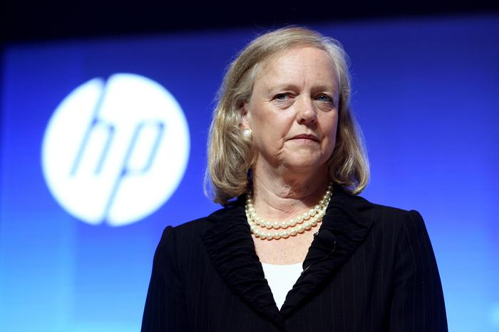 Meg Whitman, who will become President and Chief Executive Officer, Hewlett Packard Enterprise