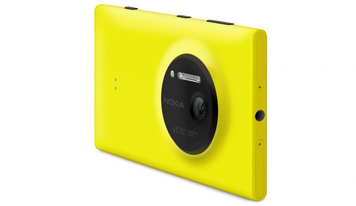 The Lumia 1020 uses what's called oversampling to allow users to zoom into shots without losing detail.