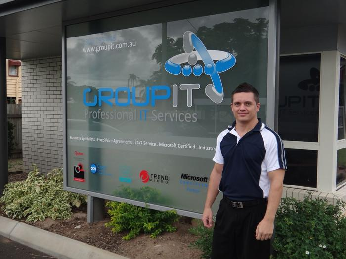 Daniel Barrowman, Group IT Professional Services
