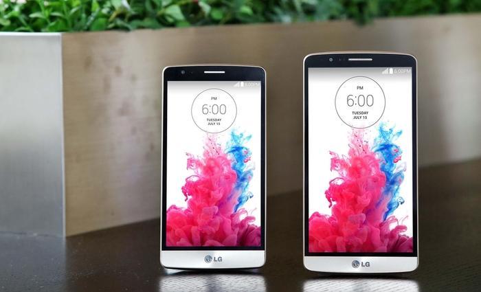 LG G3 Beat and LG G3
