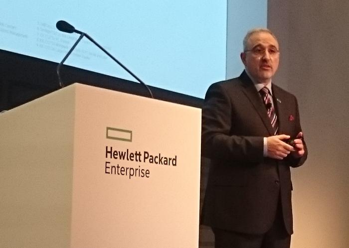 Antonio Neri - HPE executive vice president and general manager